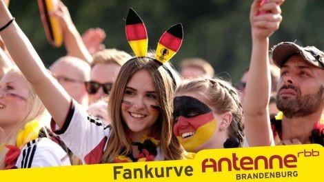 Fans der deutschen Fußball-Nationalmannschaft