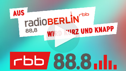 radioBERLIN jetzt rbb 88.8