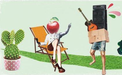 kostenlose Konzerte im Park am Gleisdreieck