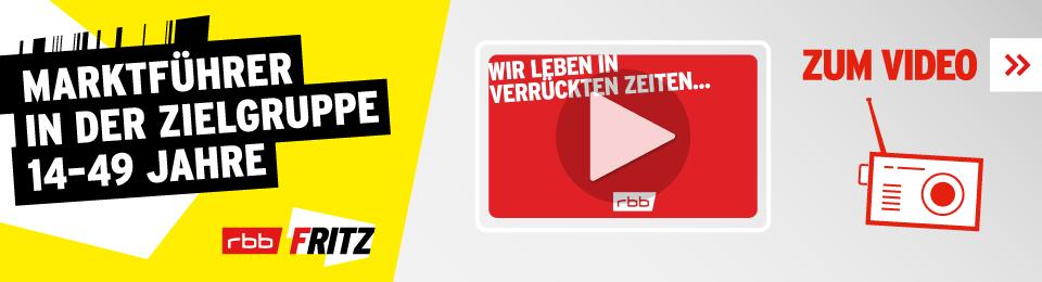 Radiosender Fritz Videobanner ma2020 Audio II